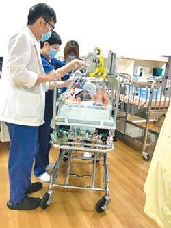 鄉民接力 花蓮早產兒2.5小時衝台大