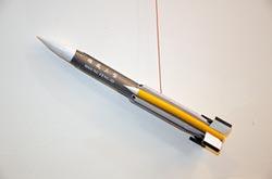 中科院玩文創 飛彈變身紙模型