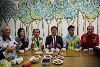 寒冬送暖 台南議會議長郭信良關懷社福團體
