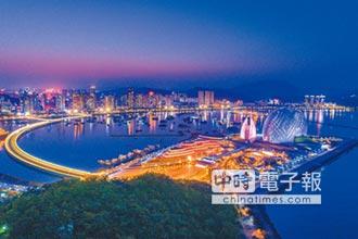 改革開放40年 珠海GDP逾2600億RMB