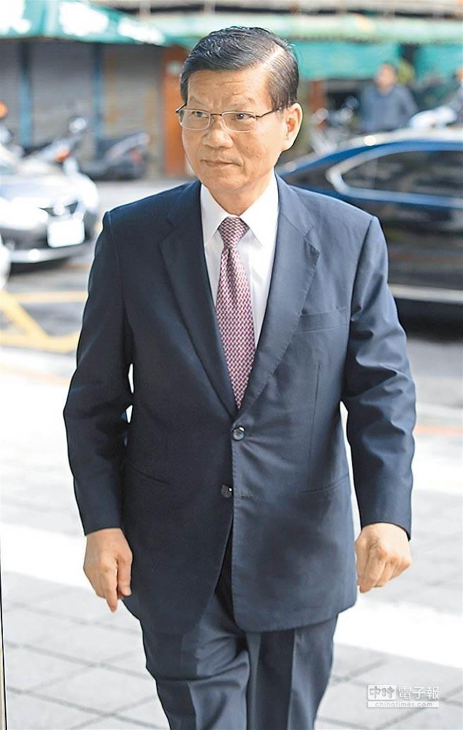 前中研院長翁啟惠。(中時資料照)