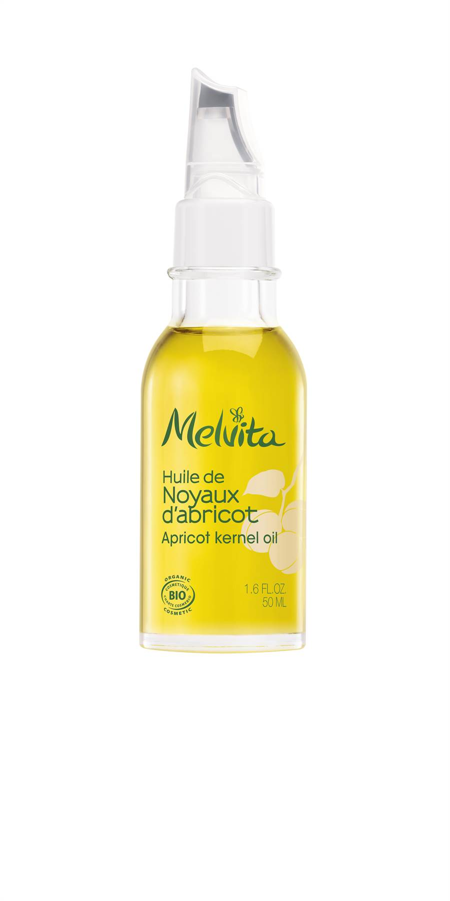 Melvita杏桃油,1180元。(Melvita提供)