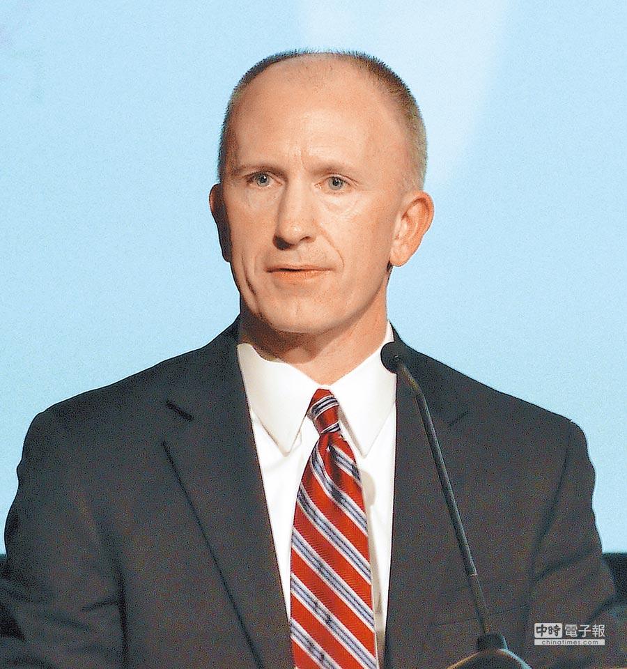 美國副貿易代表葛瑞雪。圖/中央社資料照片