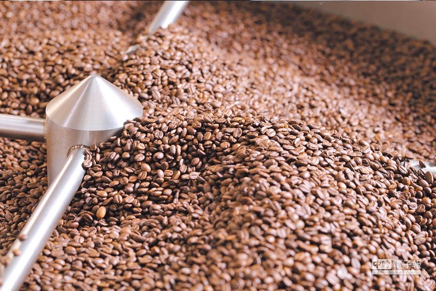 咖啡豆。(路易莎提供)