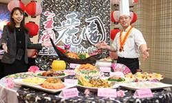 搶過年商機 餐廳業者出新招打造「日本廟會」圍爐宴