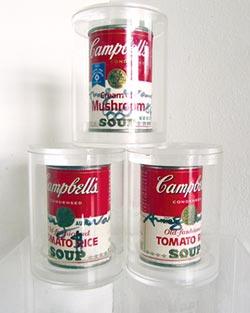 安迪沃荷加持 濃湯罐變值錢