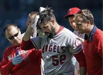 MLB》前天使「爆頭投手」 明年改披藍鳥球衣