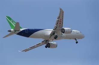 陸國產C919第三架機首飛成功 2021年投入商用