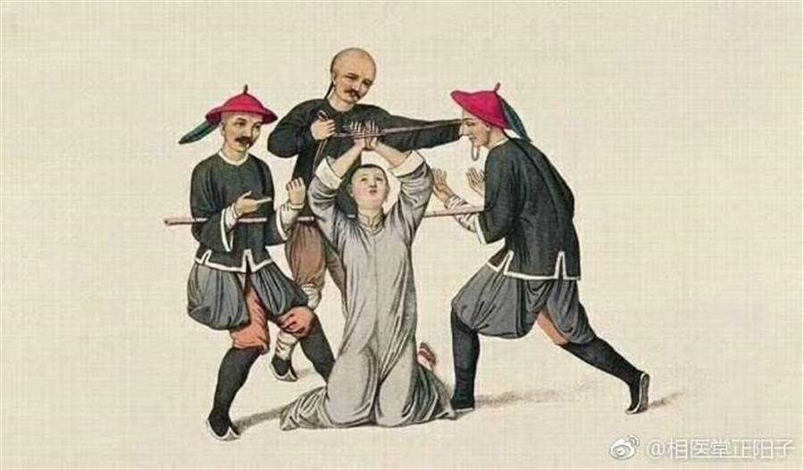 頭髮比命還重要!古代「髡刑」用剃光頭髮羞辱人(圖/翻攝自微博)