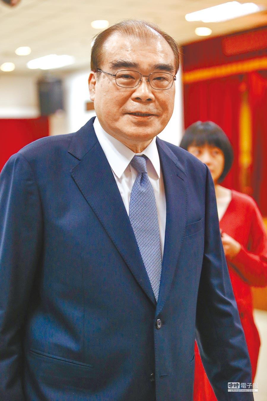 行政院長賴清德核定由警政署副署長邱豐光升任移民署長。(鄧博仁攝)