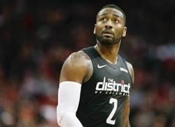 NBA》湖人逃過一劫 巫師沃爾本季報銷