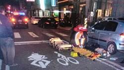 影》當街揮舞武士刀尋仇!彰化男子大馬路上被殺身亡