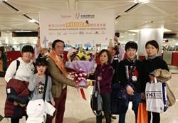 觀光客破1,100萬人次 日本旅客見證歷史