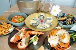 享.香檳海鮮餐酒館 海陸商業午餐超值吸睛