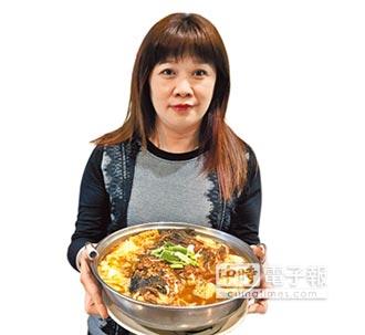 宏翻天 砂鍋魚頭最對味