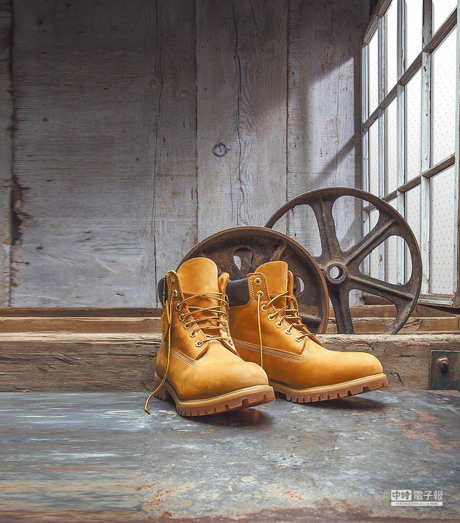 Timberland的經典黃靴不僅是美式風格的代表,也是年輕世代表述自我的出口。圖片提供各品牌