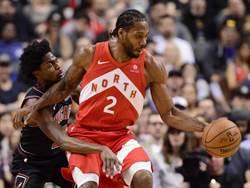 NBA》三成八投籃命中率 暴龍贏得好難看