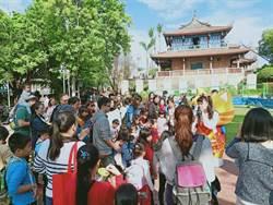 元旦連假 台南古蹟區湧現人潮 陸客也較去年同期增40%