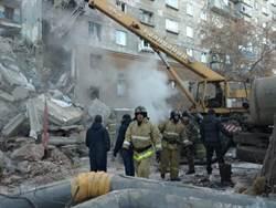 跨年夜不平靜!俄住宅大樓瓦斯爆炸 4死68人生死未卜