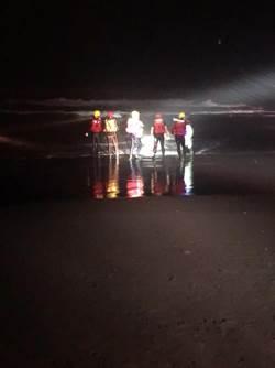 宜蘭海邊捕鰻苗 1男落海失蹤