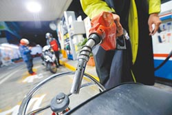連3跌 汽油降0.9元 柴油降1元