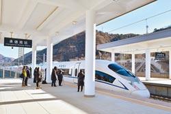京哈高鐵開通 5千年文明相輝映