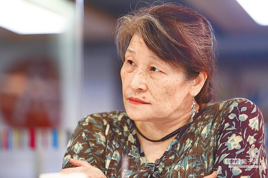 決審委員袁瓊瓊。