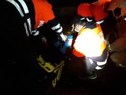 傻眼!長庚接駁車司機丟下乘客 從10樓高跳橋亡