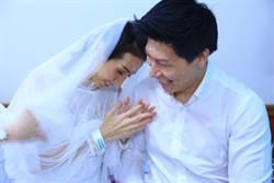 泰正妹罹癌瘦到不成人形 深情男友堅持病房完婚