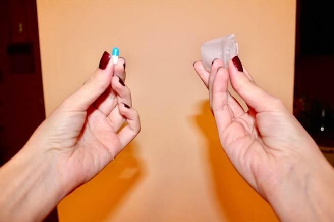 中醫師表示,冰療結合風府穴對人體益處多多。翻攝DailyView網路溫度計