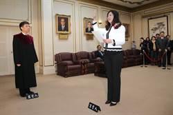 徐榛蔚當選花蓮縣長 童惠珍遞補立委今宣誓就職