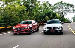 M-Benz C-Class小改款 EQ Boost幫你加馬