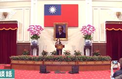 沒有人可代表台灣 蔡英文:兩岸政治協商須受監督