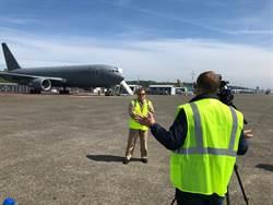 美防長提前走人 首批KC-46加油機沒人簽收