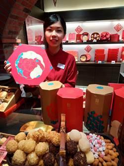 農曆春節將至  知名糕餅店爭推年節禮盒搶市