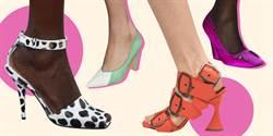 2019不能錯過的新潮鞋款!前衛大膽風讓你變身時尚潮模!