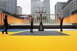 全台百貨密度最高 台北信義區竟出現唯一的百貨籃球場