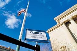 民主黨法案沒築牆費 美政府恐難開門