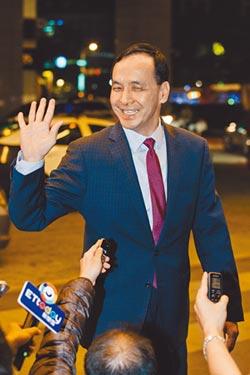 複製韓經驗 朱也喊政治零分 經濟滿分