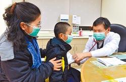 流感疫情升溫 春節前達高峰