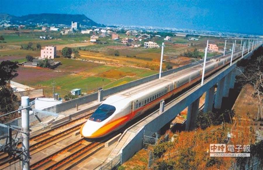 高鐵春節將加開465班次列車,從後天凌晨零時起開放購票。(報系資料照)