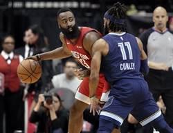 NBA》口氣好大!哈登放話必定連霸MVP