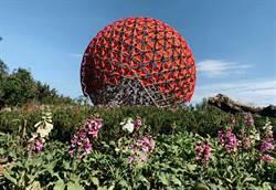 中市府工程獲台灣景觀大賞5獎項 花博地景設計策展獲年度大獎