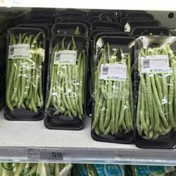 影》台北市抽驗蔬果 13件殘留農藥 全聯、大潤發中鏢