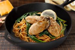 大海的好滋味~冬季限定「廣島牡蠣菠菜和風義大利麵」搶鮮上市