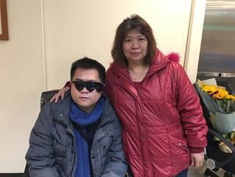 視力惡化數年全盲 男子植電子眼重見光明