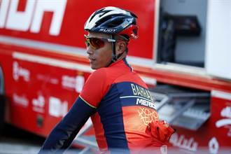 自由車》馮俊凱備戰新賽季 參加亞錦與環台賽