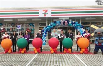 台中港統一超商港務門市今日開幕