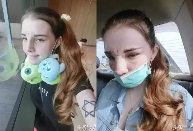 潔西也曾曝光自己整型時期的照片(圖翻攝自/泰國網)