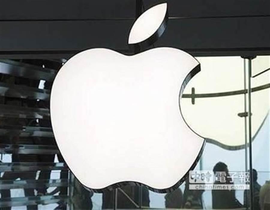 遇上大陸經濟放緩,蘋果公司也遭殃。(中時資料照)